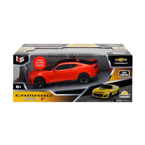 1:26 Uzaktan Kumandalı Chevrolet Camaro ZL1 Araba
