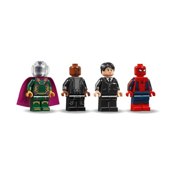 LEGO Marvel Super Heroes Stark Jet ve Drone Atağı 76130