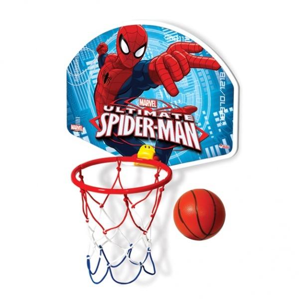 Spiderman Duvar Basket Seti