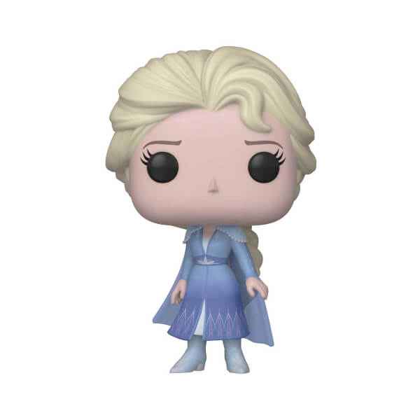 Funko Pop Frozen 2 : Elsa Figür