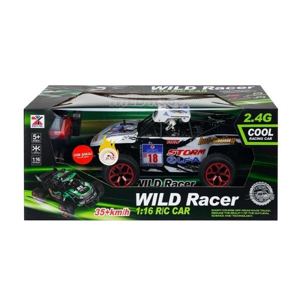 1:16 Uzaktan Kumandalı Wild Racer Araba