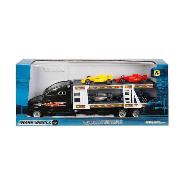 1:48 Maxx Wheels Transporter Tır 30 cm.
