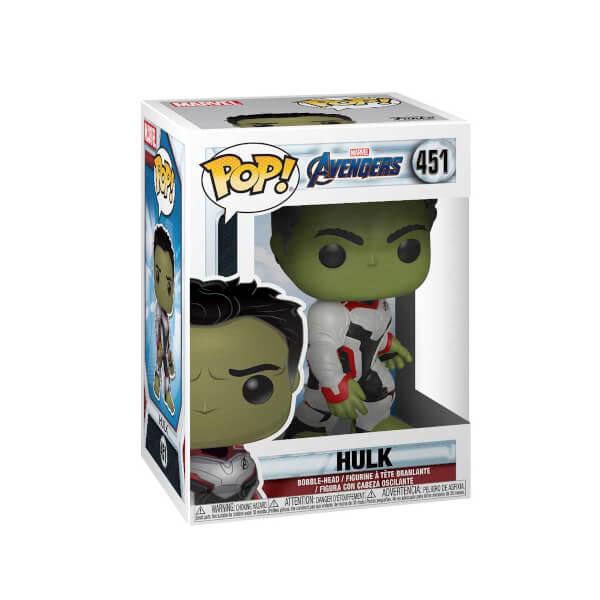Funko Pop Marvel Avengers Endgame: Hulk Figür