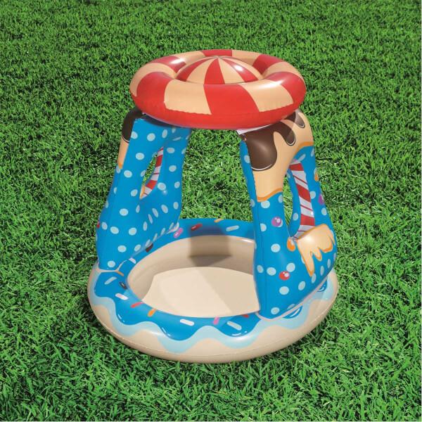 Gölgelikli Candyville Havuz