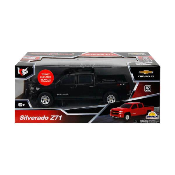 1:26 Uzaktan Kumandalı Chevrolet Silverado Araç