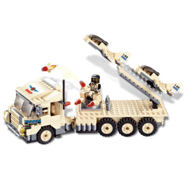 Askeri Araç Yapı Seti