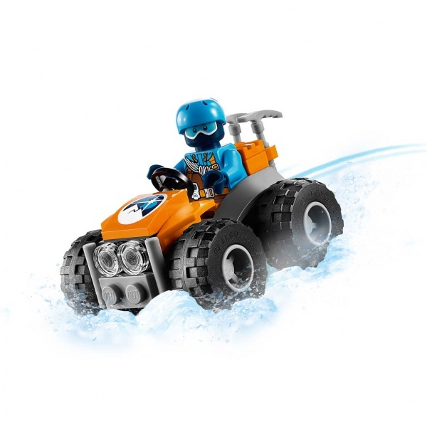 LEGO City Arctic Expedition Kutup Hava Nakliyesi 60193