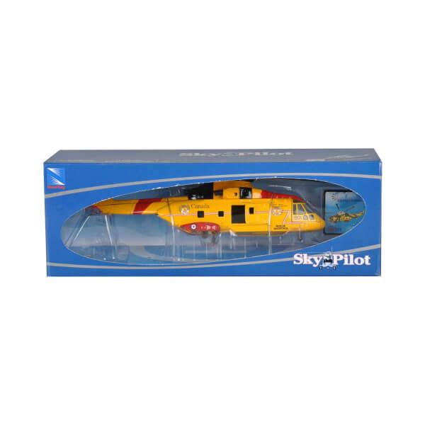 Model Helikopter Seri 1