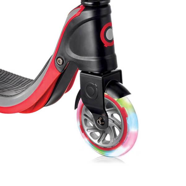 Flow Işıklı 2 Tekerlekli 125 Kırmızı Scooter