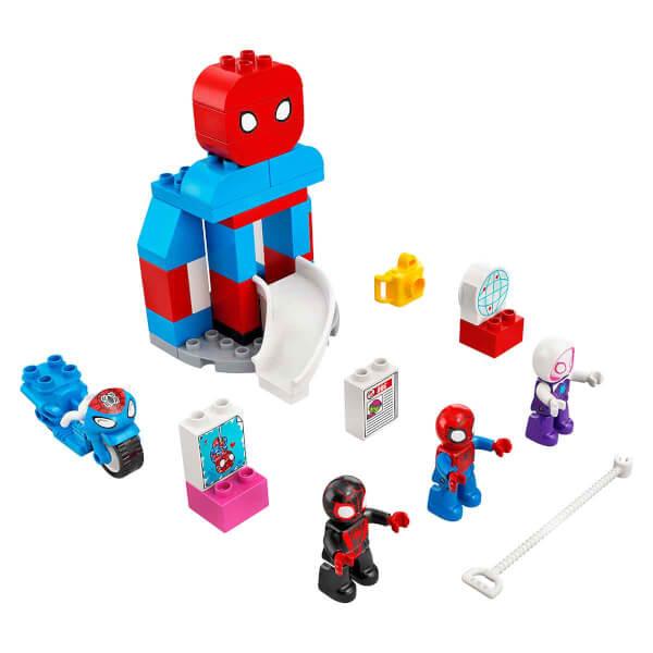 LEGO DUPLO Super Heroes Örümcek Adam Karargahı 10940