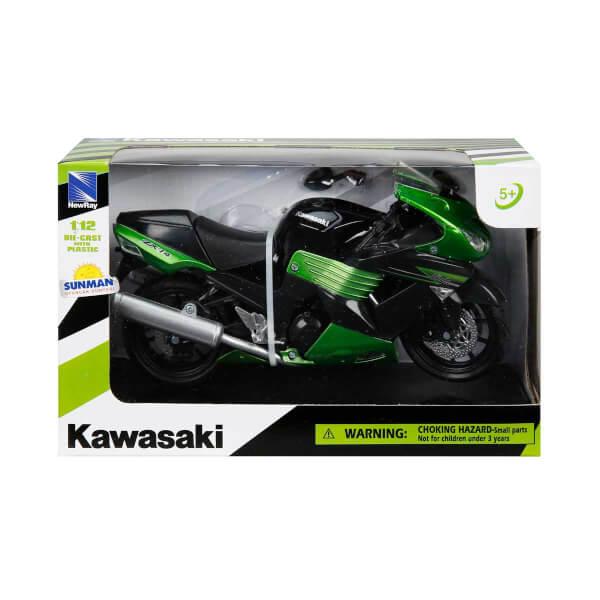 1:12 Kawasaki ZX-10 R 2006 Motor