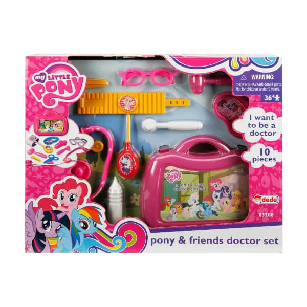 My Little Pony Kutulu Doktor Seti