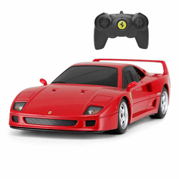 1:24 Uzaktan Kumandalı Ferrari F40 Araba 19 cm.
