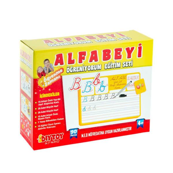 Alfabeyi Öğreniyorum Eğitim Seti
