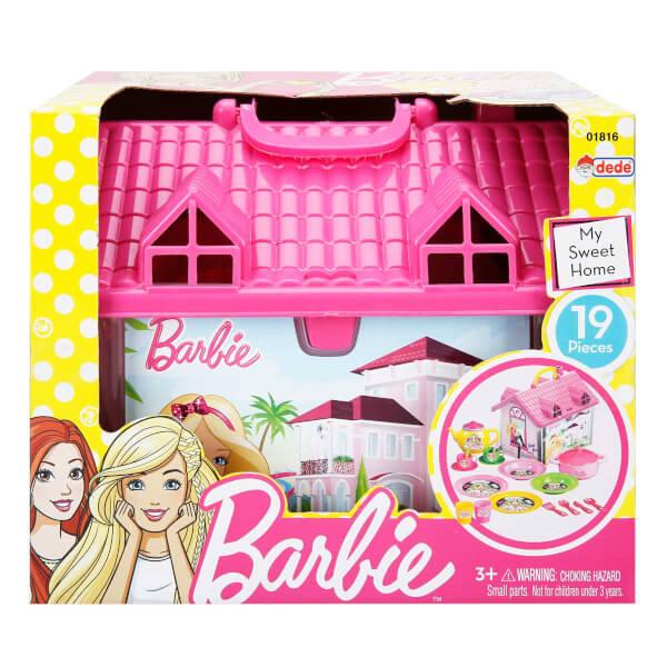 Barbie Çay Takımı