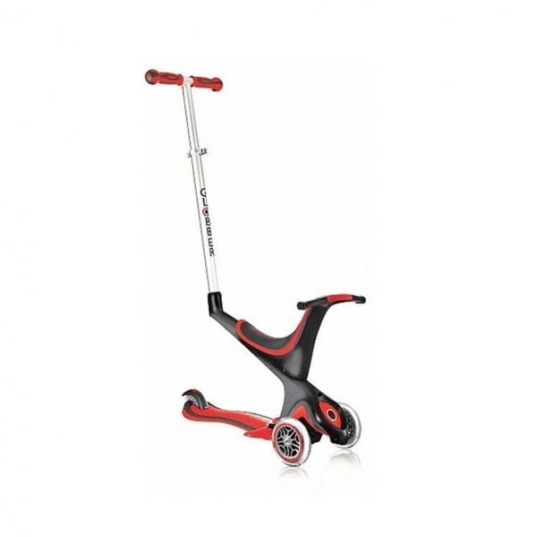 Evo 5in1 3 Tekerlekli Kırmızı Scooter