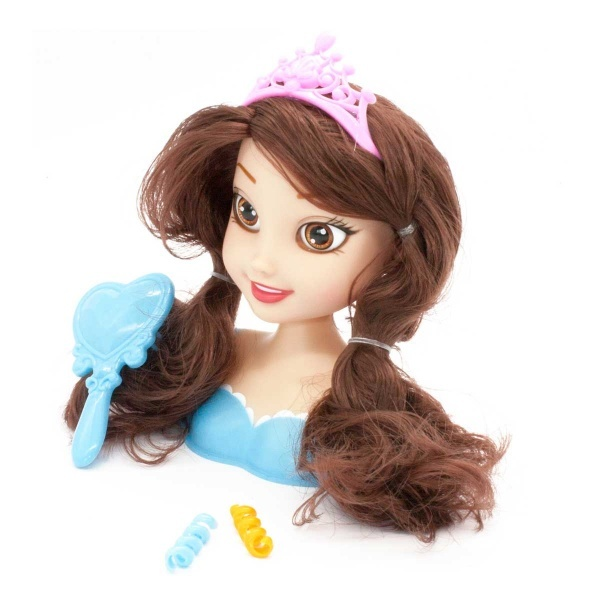 Prenses Büst Saç Tasarım Seti