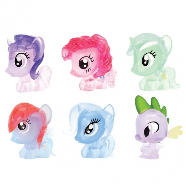 My Little Pony Mashems Figürleri S6
