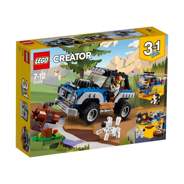 LEGO Creator Arazi Maceraları 31075
