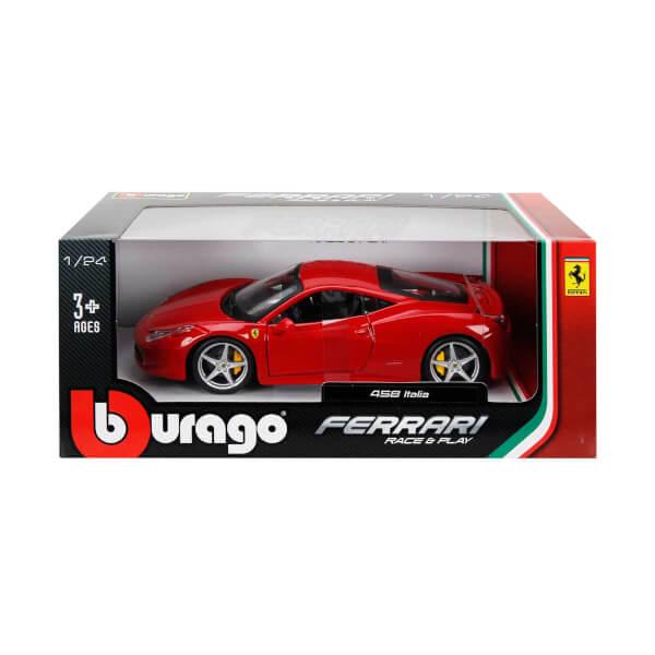 1:24 Ferrari 458 Italia Araba