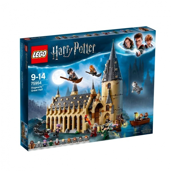 LEGO Harry Potter Hogwarts Büyük Salon 75954
