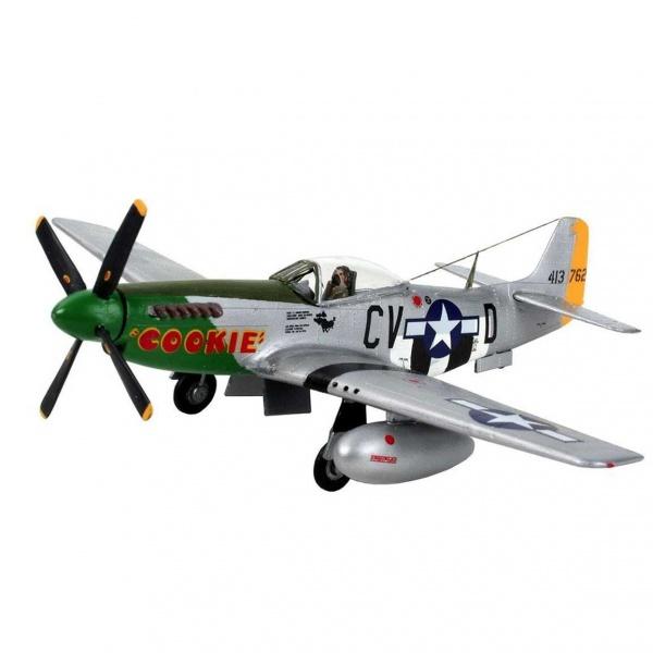 Revell 1:72 P-51D Mustang Model Set Uçak