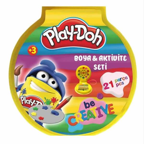 Play Doh Boya Ve Aktivite Seti 21 Parça