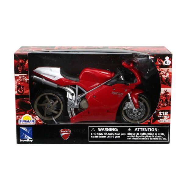 1:12 Ducati 998S Model Motor