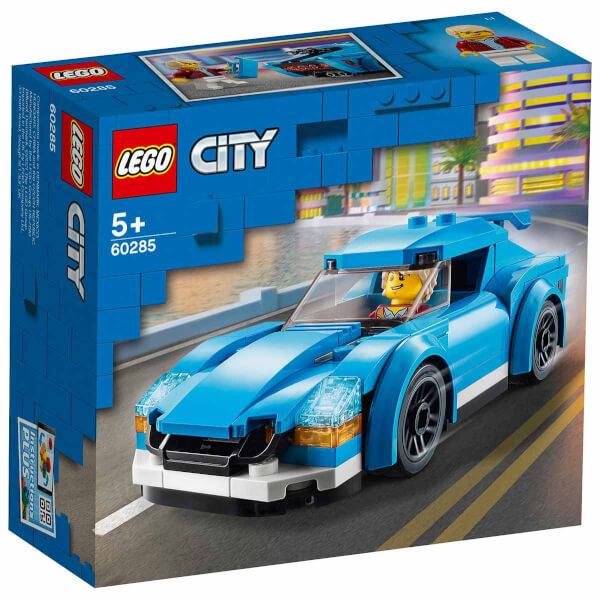 LEGO City Great Vehicles Spor Araba 60285