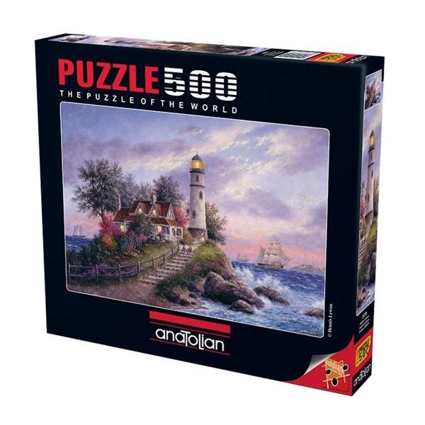 500 Parça Puzzle : Kaptanın Koyu