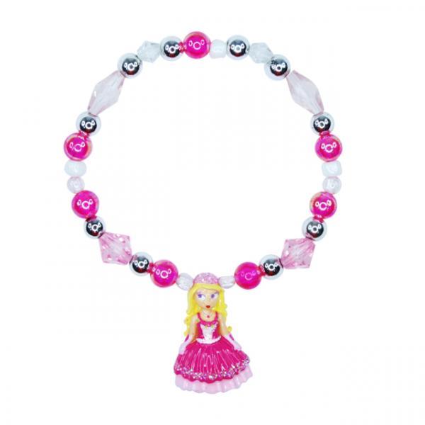 Pink Ponny Prenses Figürlü Bileklik