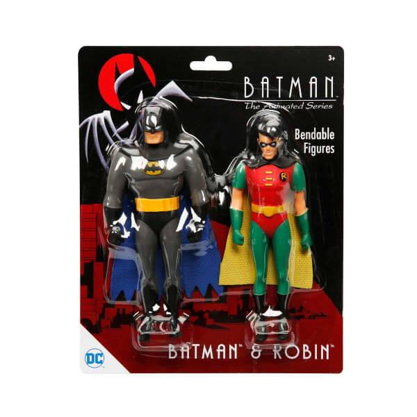 Batman/Robin Bükülebilir Figür