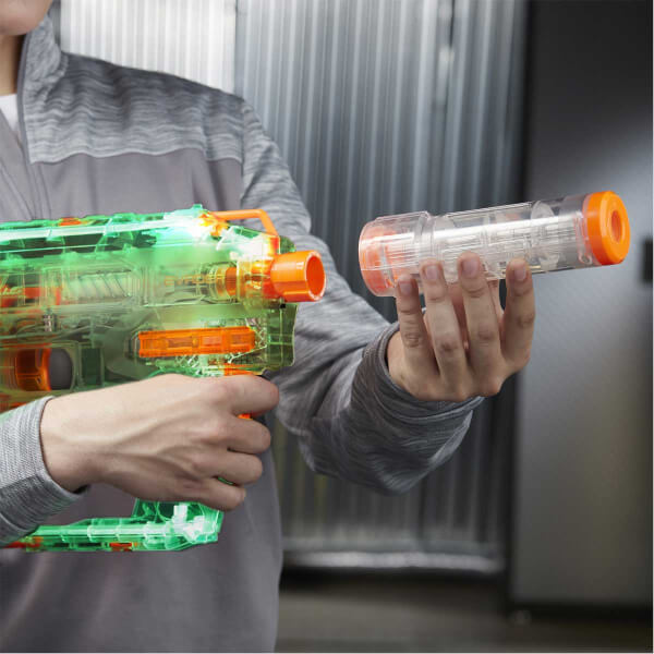 Nerf N-Strike Modulus Ghost Ops Evader E0733