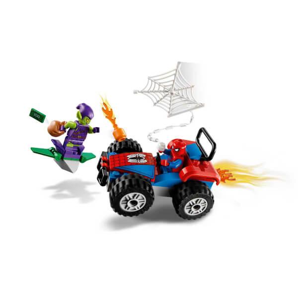 LEGO Marvel Super Heroes Spider-Man Araç Takibi 76133