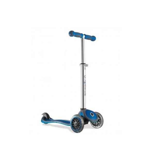 Primo Plus 3 Tekerlekli Mavi Scooter
