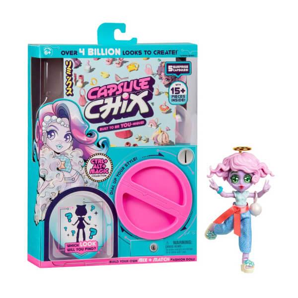 Capsule Chix Ctrl+Alt+Magic Seri 1