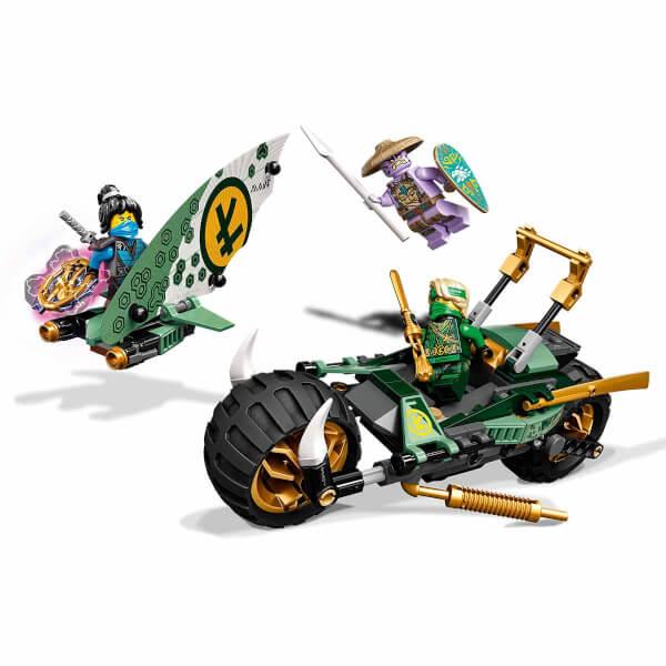 LEGO Ninjago Lloyd'un Orman Motosikleti 71745