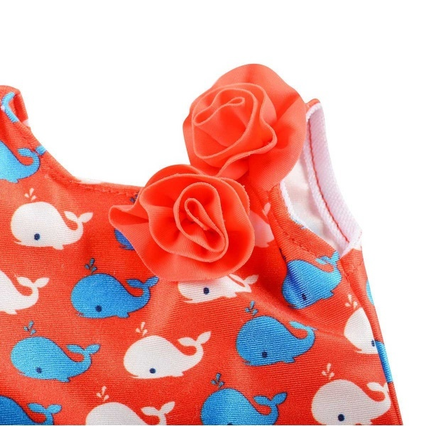 Our Generation Swimsuit With Whales Kıyafet Seti
