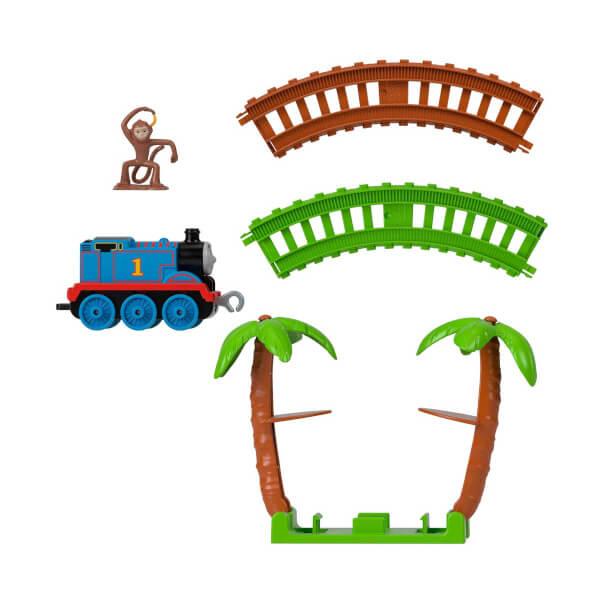 Thomas Friends Thomas Afrika'da Oyun Seti GJX83