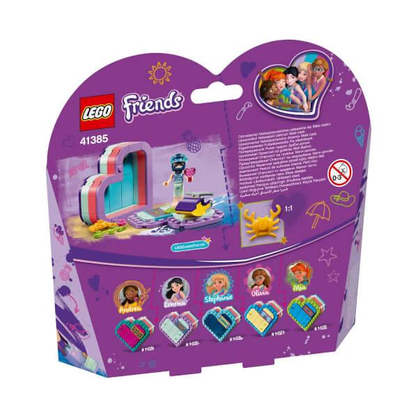 LEGO Friends Emma'nın Yaz Kalp Kutusu 41385