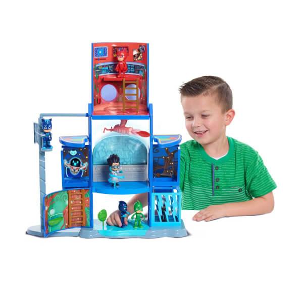 PijaMaskeliler Karargah Oyun Seti PJM76000