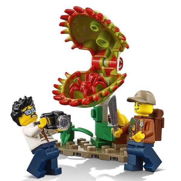 LEGO City Orman Keşif Sahası 60161