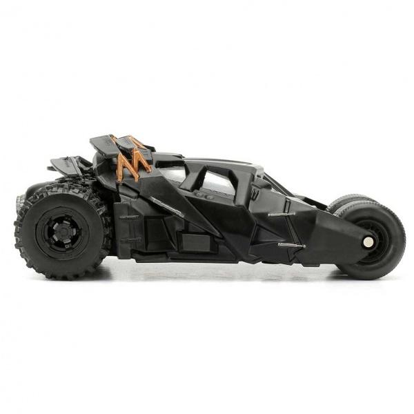 1:32 Batman The Dark Knight Metal Batmobile