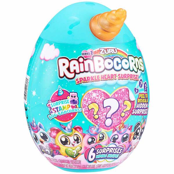 Rainbocorns Mini Işıltılı Kalp Sürprizi S2 RAR07000