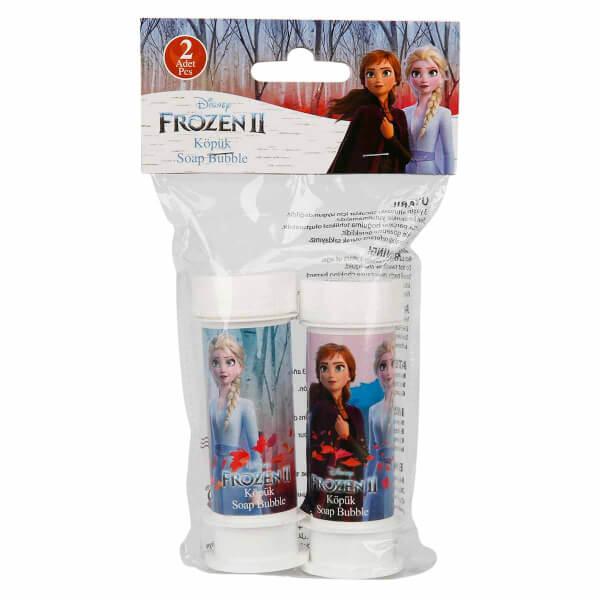 Frozen 2'li Köpük Baloncuk