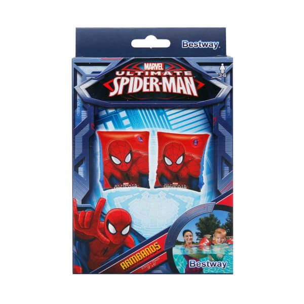 Spiderman Şişme Kolluk