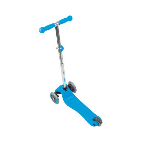 Primo Plus Işıklı 3 Tekerlekli Açık Mavi Scooter