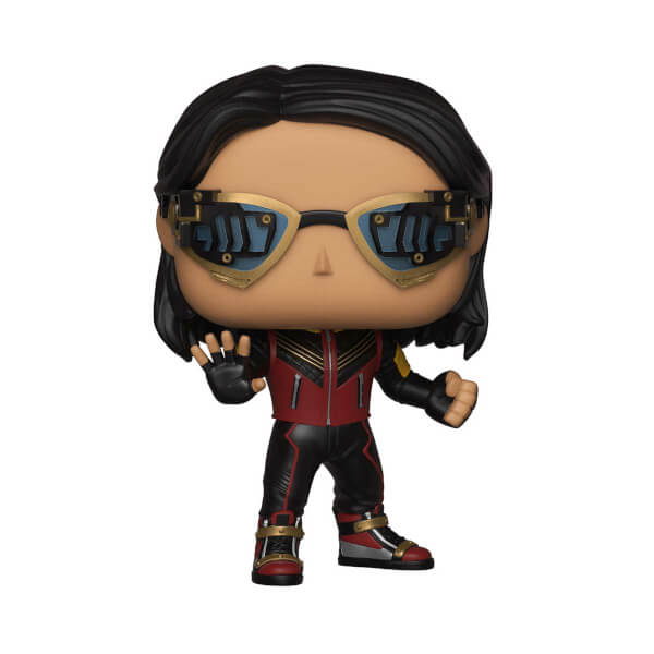 Funko Pop The Flash: Vibe Figür