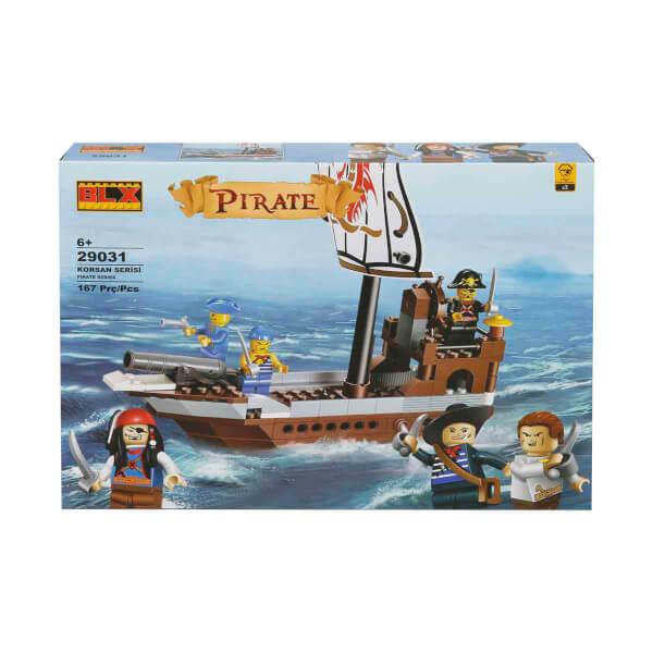 Korsan Gemisi Küçük Yapı Seti