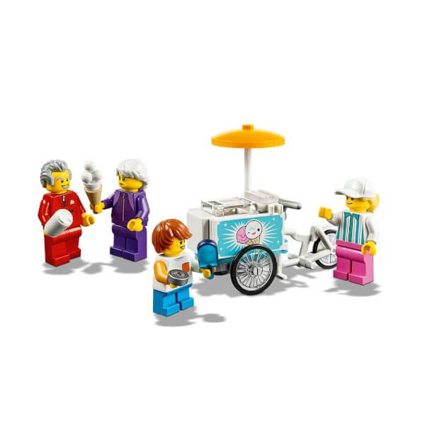 LEGO City Town İnsan Paketi – Lunapark 60234